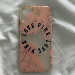 Victoria's Secret PINK IPhone 7 Case